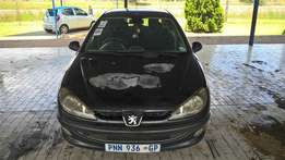 Peugeot 206 1.6 XT stripping for spares