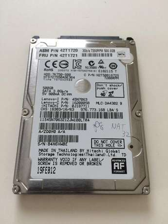 Genuine hard disks for laptops and desktops at a reasonable price Nairobi CBD - image 2