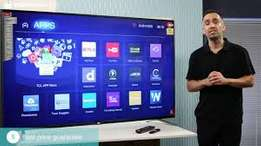 TCL smart 65 inches tv