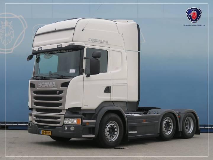 Scania R450 LA6X2/4MNA | Diff. lock | Navi | SCR-only - 2016