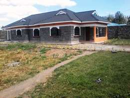 3 bedroom with SQ bungalow for sale,Nakuru.