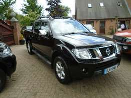 2014 Nissan Navara Tekna Connect Premium 2.5 DCI Manual