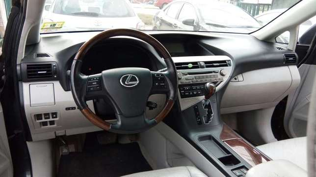 Clean Tin Can Cleared 2010 Lexus RX 350 With Full Factory Options. Lekki - image 3