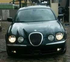 Jaguar 2004 model Foreign Used