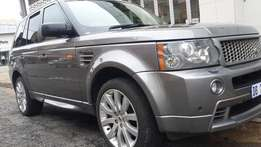 2007 Land Rover Sport Supercharged Automatic Available for Sale