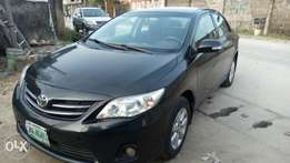 Toyota corolla bought brand new