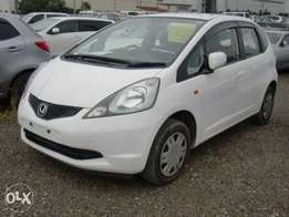 Unregistered Honda Fit 2010 for sale on a very best offer just arrived