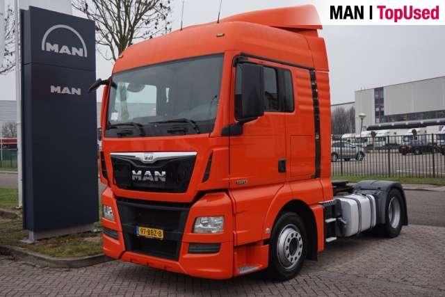 MAN TGX 18.440 4X2 BLS Intarder - 2013