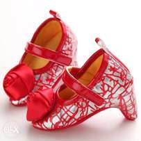 Heel shoes for Baby girls 0-12months