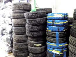 Dunlop tyres 205/55/R16 with free delivery