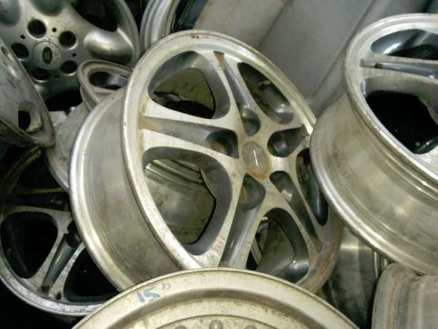 "Mitsubishi Alloy Rims - 16"" Industrial Area - image 2"