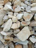 DUMP ROCK! Available in bags or bulk. We deliver any quantities!