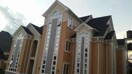 Newly built six bedrooms fully detached Duplex. For Sale