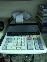 Sharp adding machine (BHP876)