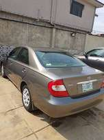 Two Month Used Toyota Camry (2004)