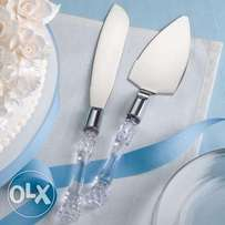 Cake Serving Set*Knife & Server*New*KSh 3000**