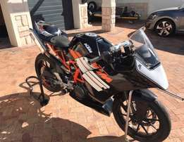 KTM RC390 Race Ready