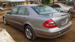 Mercedes-Benz E350 4-matic 2006
