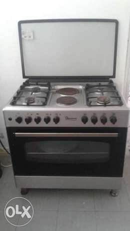 gas over electric cooktop with oven industrial size Mombasa Island - image 1