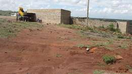 a prime plot in Nyacaba, Juja a devt area, 5km from Thika s.highway