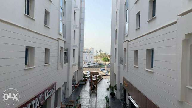 For rent 2 BHK (Furnished) flat in Al – Qurum