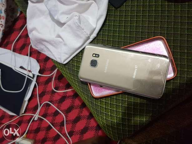 Samsung s7 with carton and receipt Ilorin West - image 3