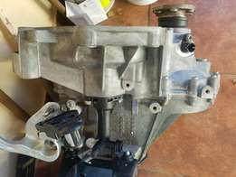 Vw Polo 2016 gearbox