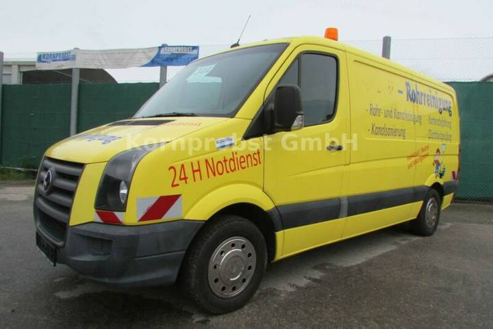 Volkswagen Crafter - Kanal - TV - 2009