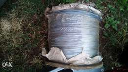 1,5 mm galvanised wire for electric fence,