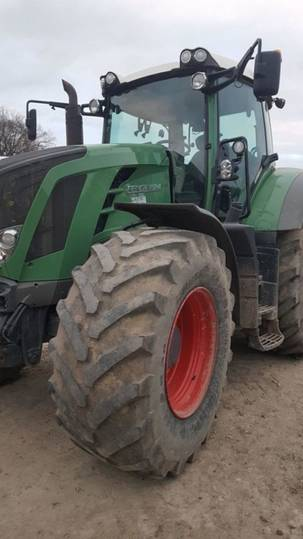 Fendt 824 profi plus - 2013