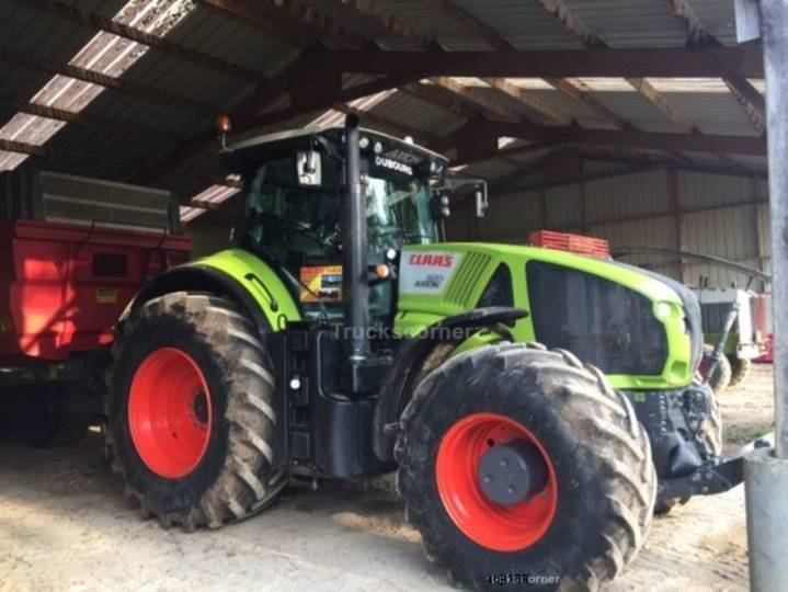 Claas axion 920 cmatic - 2018