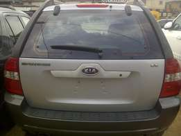 2008 Kia sportage, direct tokunbo