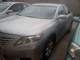 Toyota Camry (2009 model) - registered