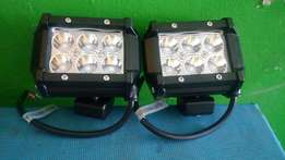Powerful vehicle LED lights