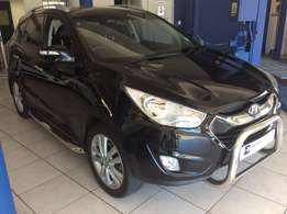 2012 Hyundai IX35 R2.0 CRDI Executive 101000kms for only R214900