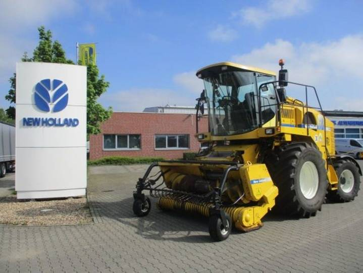 New Holland fx 60 - 2007 - image 2