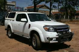 New 2010 Ford Ranger double cabin leather Manual
