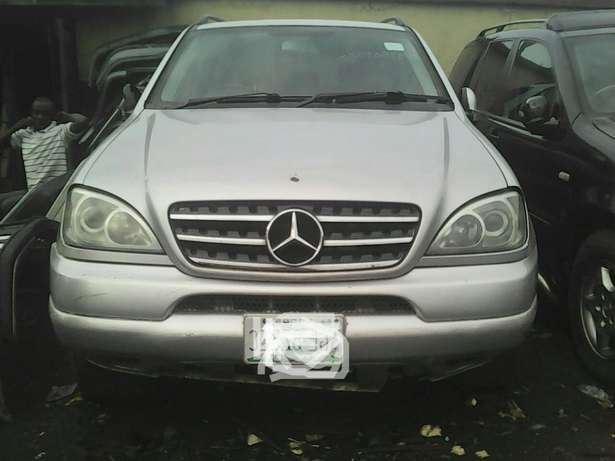M Benz ML320 for sale Lagos Mainland - image 1