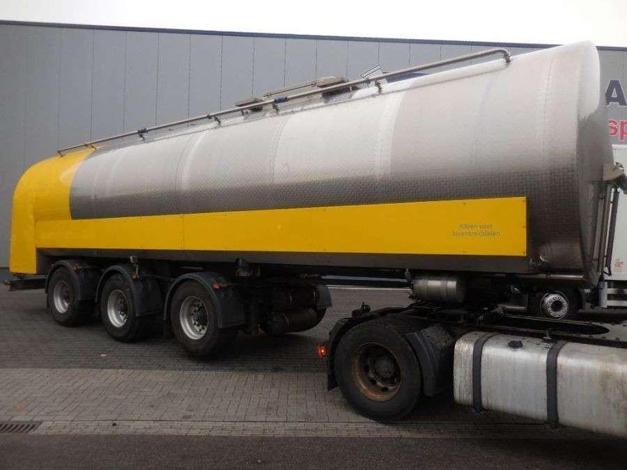 Lako 36 M3, Food Tank, Lebbensmittel, 1 Compartment, + Pump ( - 2008