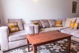 1 bedroom fully furnished and serviced apartment