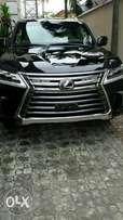 Well created 2018 Lexus LX 570 bullet proof
