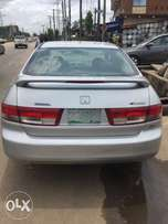 Registered 2004 Honda Accord