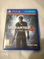PS4 Uncharted 4 for Sale!
