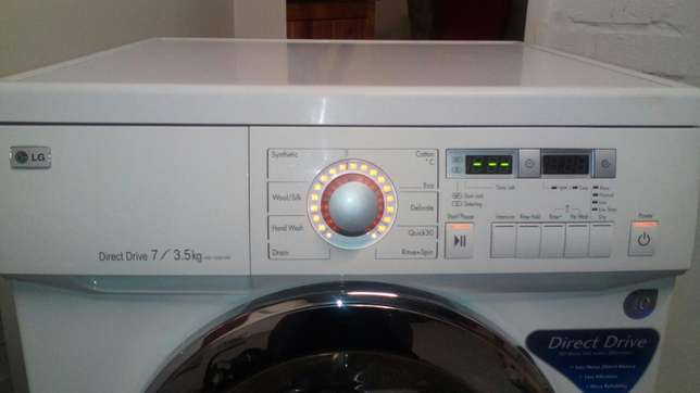 Lg direct drive washer/ dryer in excellent condition Brackenfell - image 4
