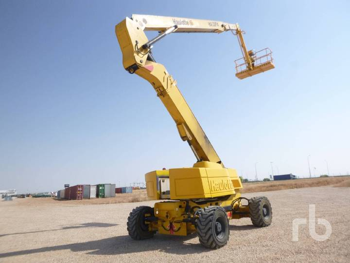 Haulotte HA32PX 4x4x4 Articulated - 2004