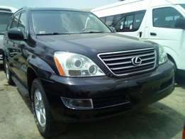 Clean Registered Lexus GX470