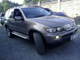 Superb BMW X5 Petrol 2004 model