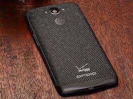 New Motorola Droid turbo with rough back very nice.
