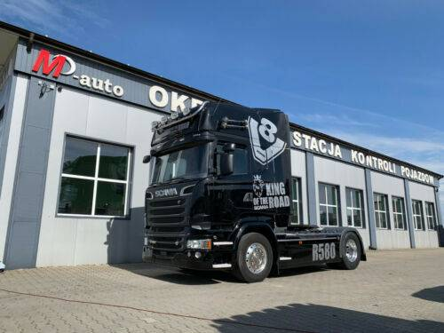Scania R580 Topline Full Air / Leasing - 2016