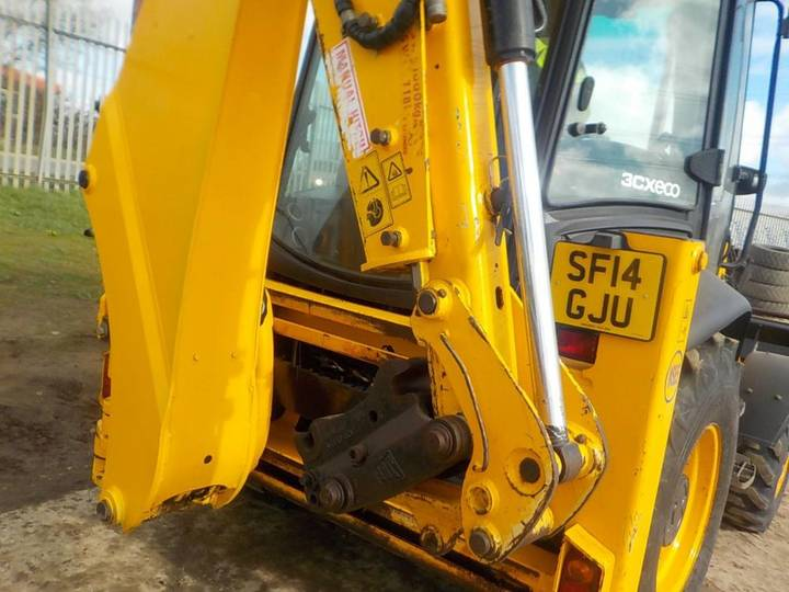 JCB 3CX P21 Turbo - 2014 - image 10